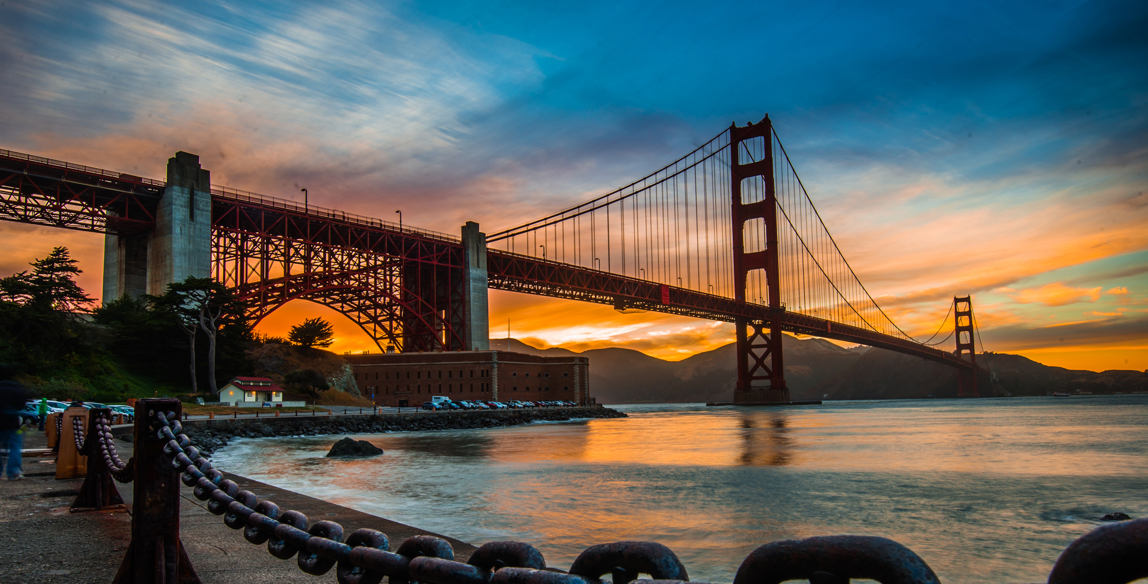 TOP SAN FRANCISCO BAY AREA ATTRACTIONS ARE MINUTES AWAY