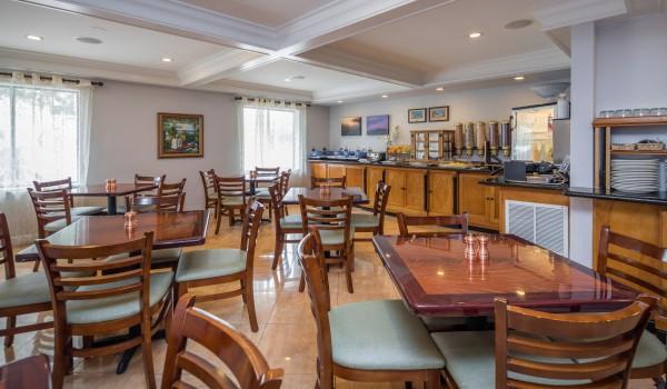 The Millwood - Breakfast Room