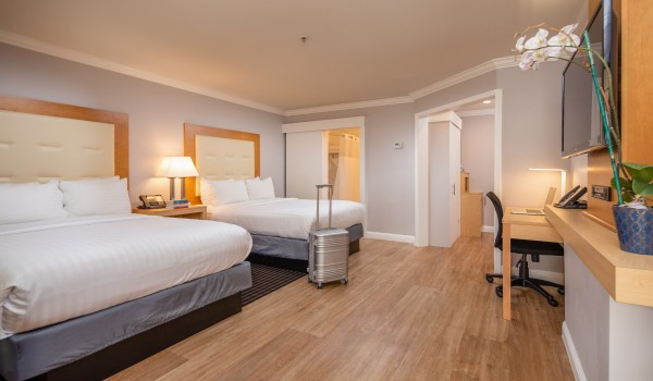The Millwood - Rooms with 2 Beds