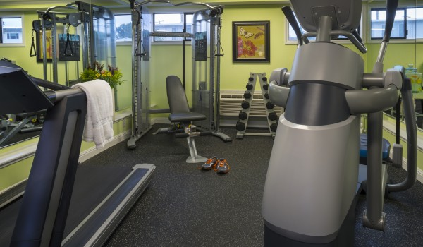 The Millwood - Fitness Center